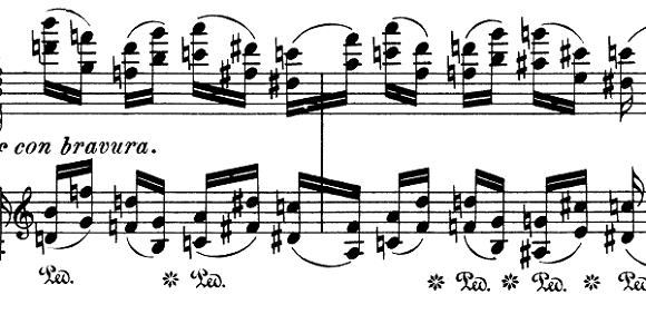 ショパン「別れの曲」Op.10-3ホ長調 ピアノ楽譜3