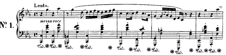 ショパン「ノクターン第13番(ハ短調 Op.48-1)」ピアノ楽譜