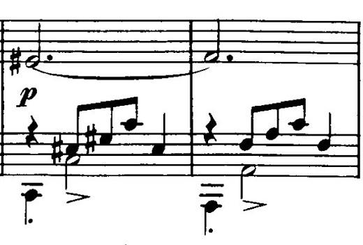 シューベルト「即興曲第2番Op.90-2」ピアノ楽譜10