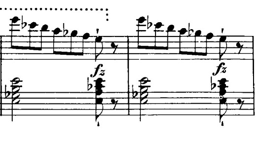 シューベルト「即興曲第2番Op.90-2」ピアノ楽譜13