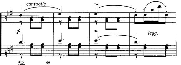 ブルグミュラー「18の練習曲第15番「風の精」ト短調Op.109-15」ピアノ楽譜6