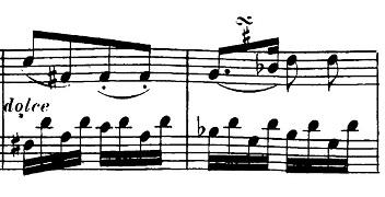 ベートーヴェン「ピアノソナタ第19番ト短調Op.49-1第1楽章」ピアノ楽譜6