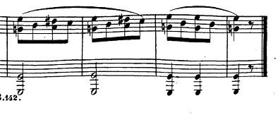 ベートーヴェン「ピアノソナタ第19番ト短調Op.49-1第1楽章」ピアノ楽譜8