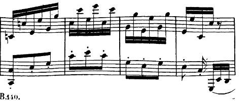 ベートーヴェン「ピアノソナタ第17番「テンペスト」ニ短調Op.31-2第3楽章」ピアノ楽譜3