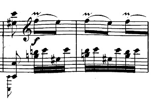 ベートーヴェン「ピアノソナタ第17番「テンペスト」ニ短調Op.31-2第3楽章」ピアノ楽譜4