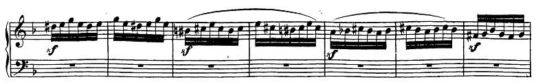 ベートーヴェン「ピアノソナタ第17番「テンペスト」ニ短調Op.31-2第3楽章」ピアノ楽譜7
