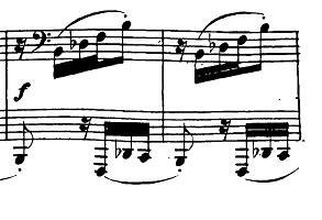 ベートーヴェン「ピアノソナタ第17番「テンペスト」ニ短調Op.31-2第3楽章」ピアノ楽譜8