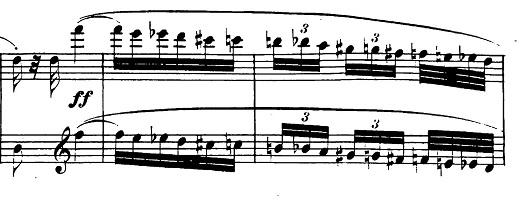 ベートーヴェン「ピアノソナタ第17番「テンペスト」ニ短調Op.31-2第3楽章」ピアノ楽譜10