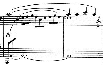 ドビュッシー「2つのアラベスク第1番ホ長調L.66-1」ピアノ楽譜5