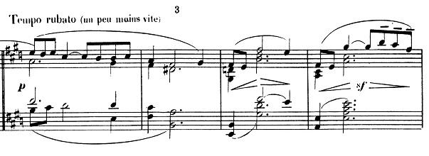 ドビュッシー「2つのアラベスク第1番ホ長調L.66-1」ピアノ楽譜7