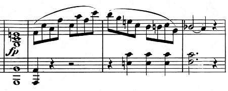 ベートーヴェン「ピアノソナタ第8番「悲愴」ハ短調Op.13第3楽章」ピアノ楽譜5