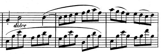 ベートーヴェン「ピアノソナタ第8番「悲愴」ハ短調Op.13第3楽章」ピアノ楽譜6