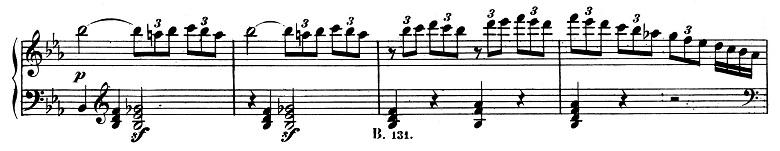 ベートーヴェン「ピアノソナタ第8番「悲愴」ハ短調Op.13第3楽章」ピアノ楽譜7