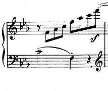 ベートーヴェン「ピアノソナタ第8番「悲愴」ハ短調Op.13第3楽章」ピアノ楽譜14