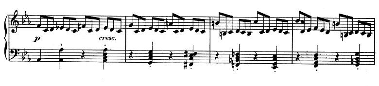 ベートーヴェン「ピアノソナタ第8番「悲愴」ハ短調Op.13第3楽章」ピアノ楽譜16