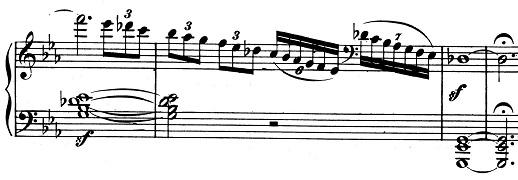 ベートーヴェン「ピアノソナタ第8番「悲愴」ハ短調Op.13第3楽章」ピアノ楽譜17