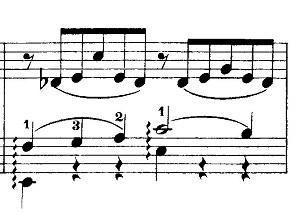 リスト「愛の夢第3番変イ長調S.541-3」ピアノ楽譜2