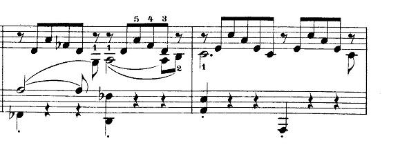 リスト「愛の夢第3番変イ長調S.541-3」ピアノ楽譜3