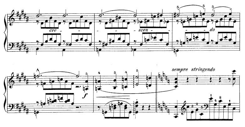 リスト「愛の夢第3番変イ長調S.541-3」ピアノ楽譜8