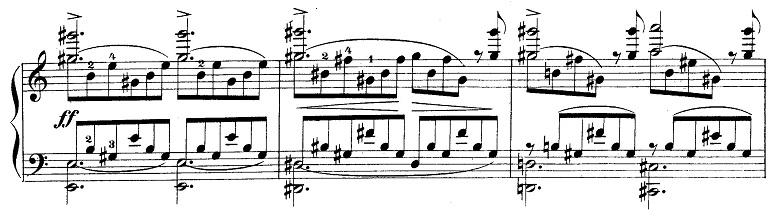 リスト「愛の夢第3番変イ長調S.541-3」ピアノ楽譜9