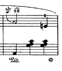 ショパン「ワルツ第6番『子犬のワルツ』変ニ長調Op.64-1」装飾音のピアノ楽譜