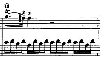 モーツァルト「ピアノソナタ第15(16)番ハ長調K.545」ピアノ楽譜5