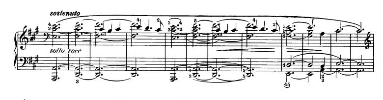 ショパン「スケルツォ第2番変ロ短調Op.31」ピアノ楽譜4