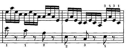 シューベルト『即興曲第4番op90-4』ピアノ楽譜5