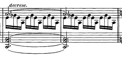 シューベルト『即興曲第4番op90-4』ピアノ楽譜6