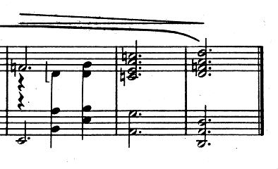エリック・サティ「3つのジムノペディ」第1番ニ長調 ピアノ楽譜5