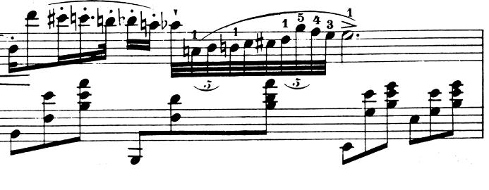 ショパン「ノクターン第2番変ホ長調Op.9-2」ピアノ楽譜4