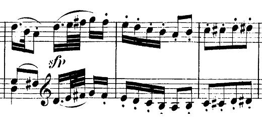 モーツァルト「ピアノソナタ第10番ハ長調K.330第1楽章」ピアノ楽譜4