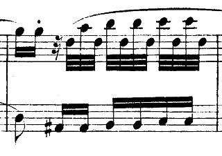 モーツァルト「ピアノソナタ第10番ハ長調K.330第1楽章」ピアノ楽譜5