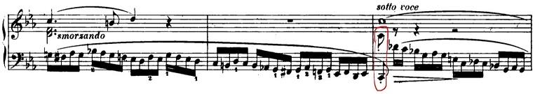 ショパン「革命のエチュード」Op.10-11ハ短調 ピアノ楽譜4