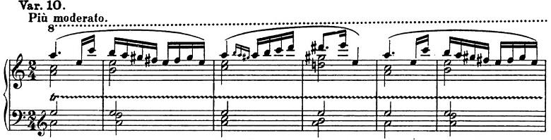 リスト「パガニーニによる大練習曲第6番「主題と変奏」イ短調S.141-6」ピアノ楽譜15