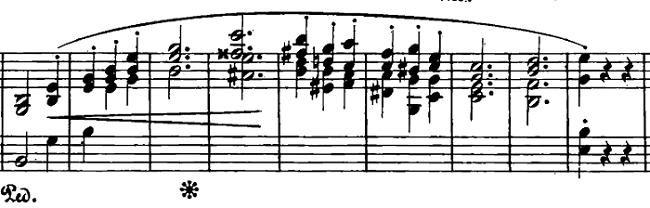 ショパン「スケルツォ第4番ホ長調Op.54」ピアノ楽譜2