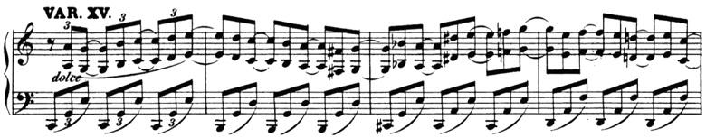 ベートーヴェン「「創作主題による32の変奏曲」ハ短調WoO.80」ピアノ楽譜17