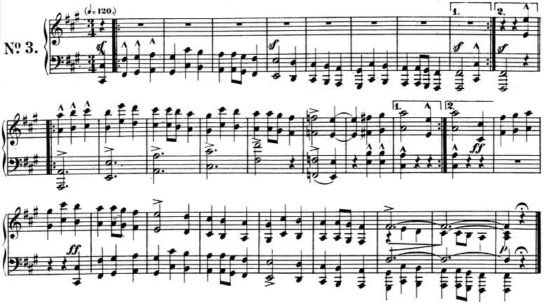 ベートーヴェン「「創作主題による32の変奏曲」ハ短調WoO.80」ピアノ楽譜25
