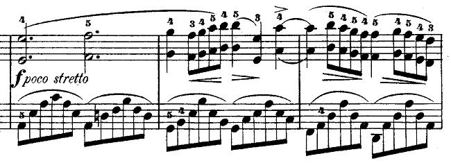 ショパン「ノクターン第1番変ロ短調Op.9-1」ピアノ楽譜5
