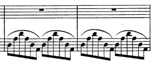 ショパン「ノクターン第1番変ロ短調Op.9-1」ピアノ楽譜7