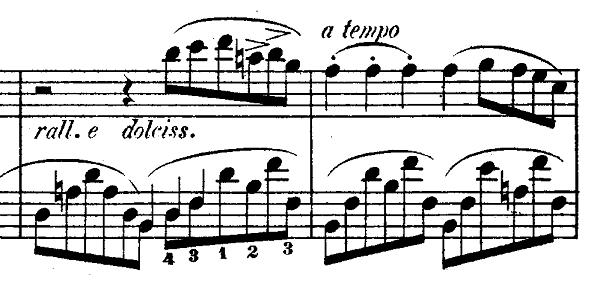 ショパン「ノクターン第1番変ロ短調Op.9-1」ピアノ楽譜9