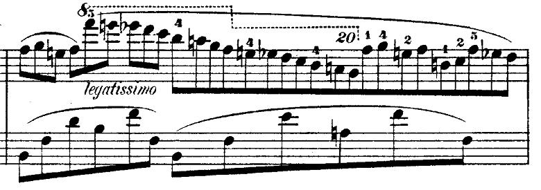ショパン「ノクターン第1番変ロ短調Op.9-1」ピアノ楽譜10