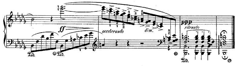 ショパン「ノクターン第1番変ロ短調Op.9-1」ピアノ楽譜11