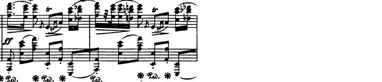 ショパン「ポロネーズ第6番『英雄ポロネーズ』変イ長調Op.53」壮麗な主要主題のピアノ楽譜