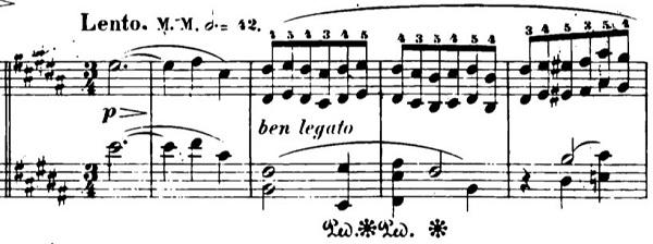 ショパンエチュード第10番ロ短調Op.25-10ピアノ楽譜2