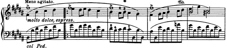 ブラームス「2つのラプソディ第1番ロ短調Op.79-1」ピアノ楽譜7