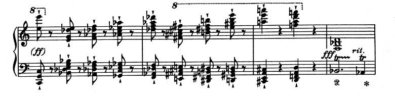 リスト「超絶技巧練習曲集S.139第1番「前奏曲」ハ長調」ピアノ楽譜2