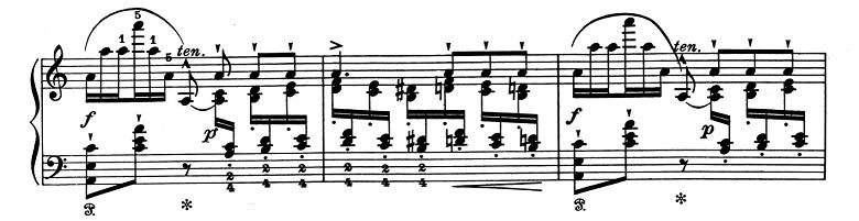 リスト「超絶技巧練習曲集S.139第2番イ短調」ピアノ楽譜3