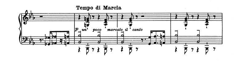 リスト「超絶技巧練習曲集S.139第7番「エロイカ(英雄)」変ホ長調」ピアノ楽譜2