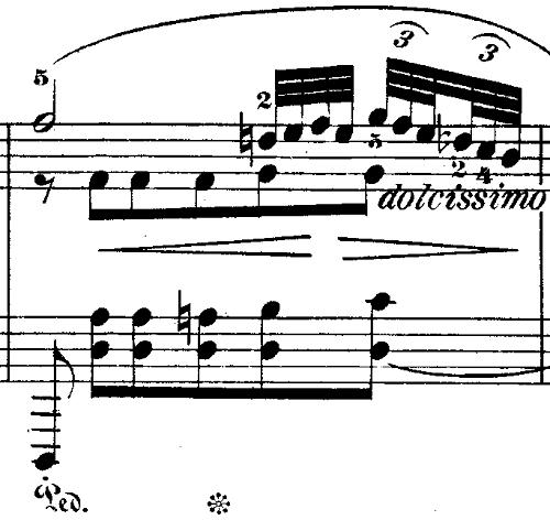 ショパンポロネーズ「第1番嬰ハ短調Op.26-1」ピアノ楽譜8